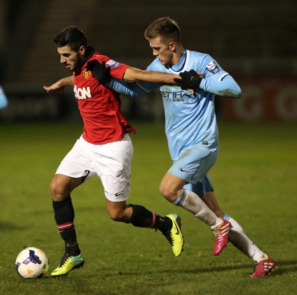Cfr Cluj: Manchester United Midfielder Davide Petrucci Completes CFR