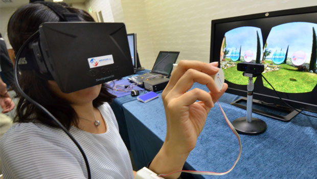 """You Will Soon be Able to 'Touch' 3D Images, with new """"3D Haptics Touchable 3D Technology'"""
