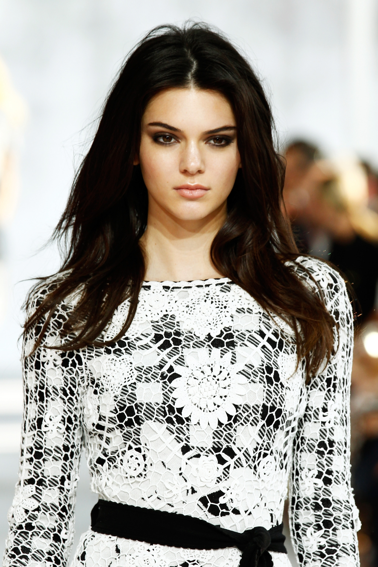 Model Kendall Jenner poses nude