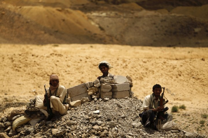 Yemen tribes