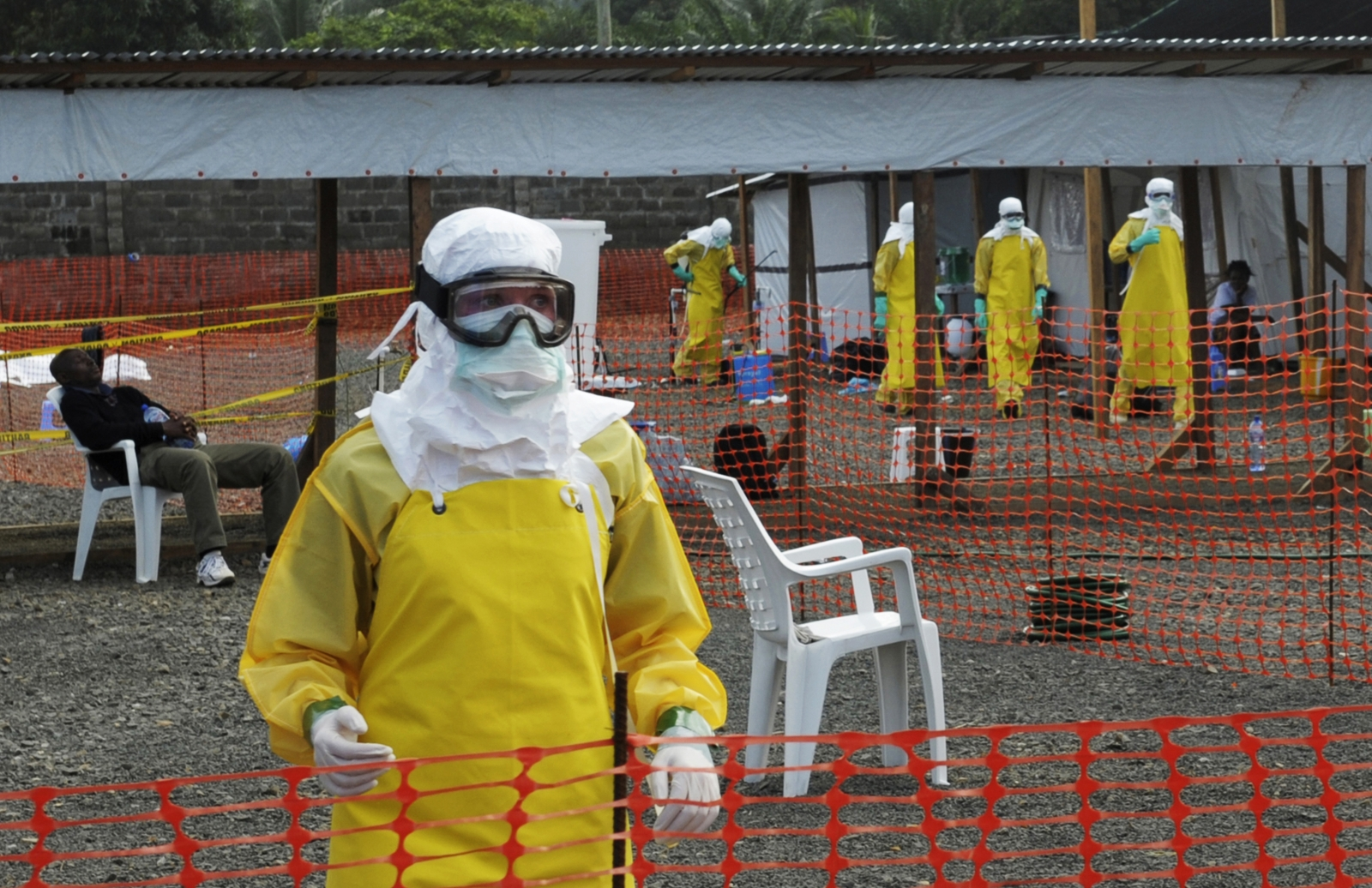 Liberia's Treatment Centres Struggle to Contain Ebola Epidemic