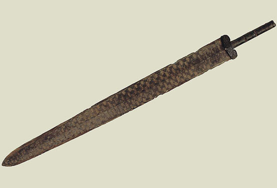 Ancient sword China