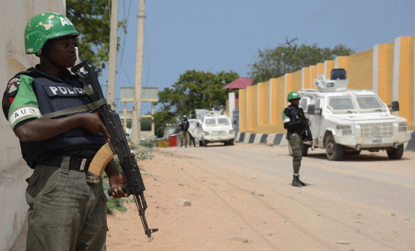 African Union peacekeepers Somalia
