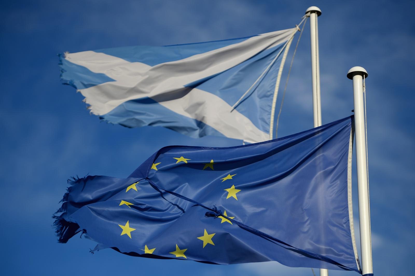 European Union restates that Scotland would be