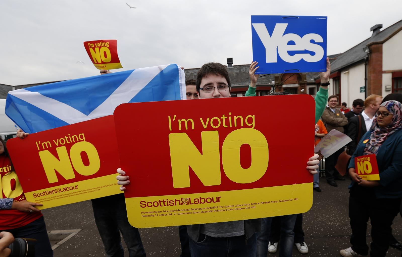 Scottish Campaign