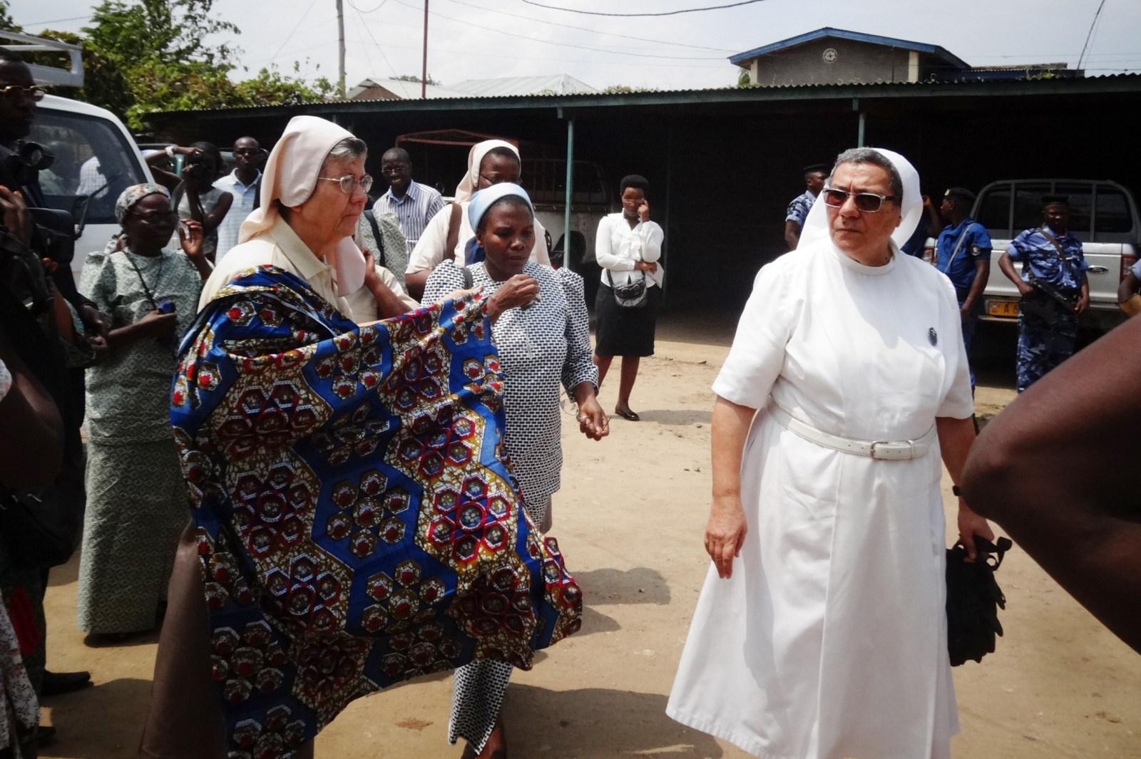 Italian Nuns Raped and Butchered In Burundi Convent