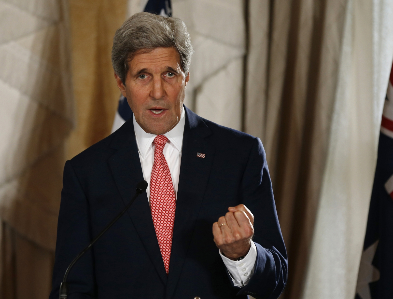 John Kerry Middle East trip over Iraqi Isis crisis