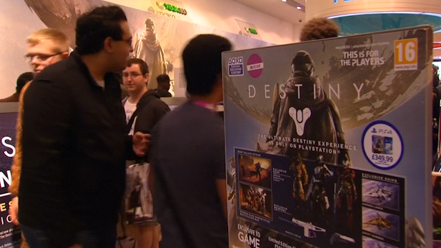 Destiny: Most Expensive Video Game Ever Made Released Worldwide