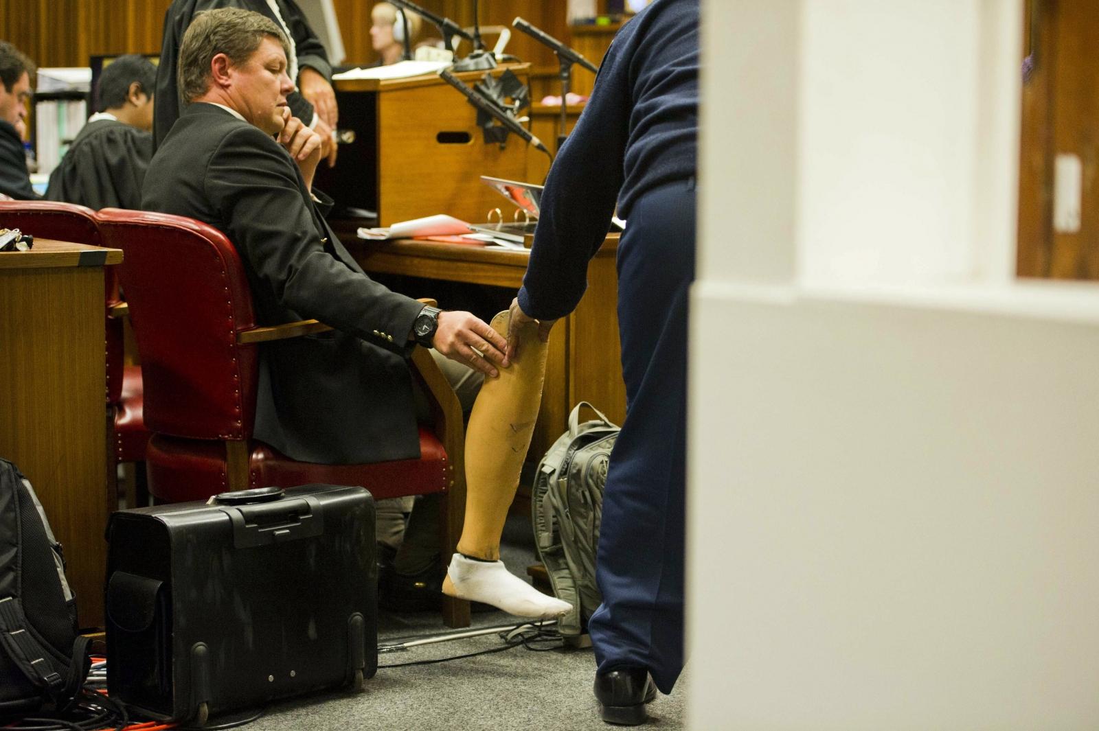 Oscar Pistorius Trial