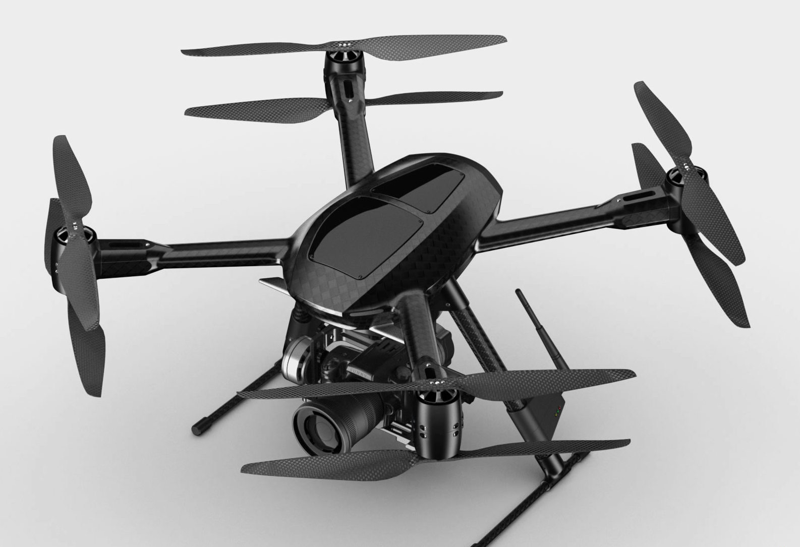 Altura Zenith - The Drone Made From 3D-Printing