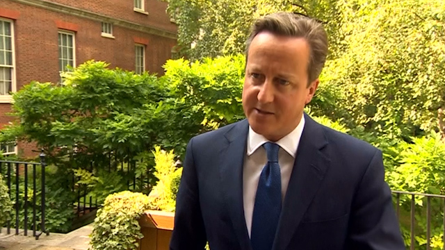 David Cameron: UK is Better Off if We Stay Together