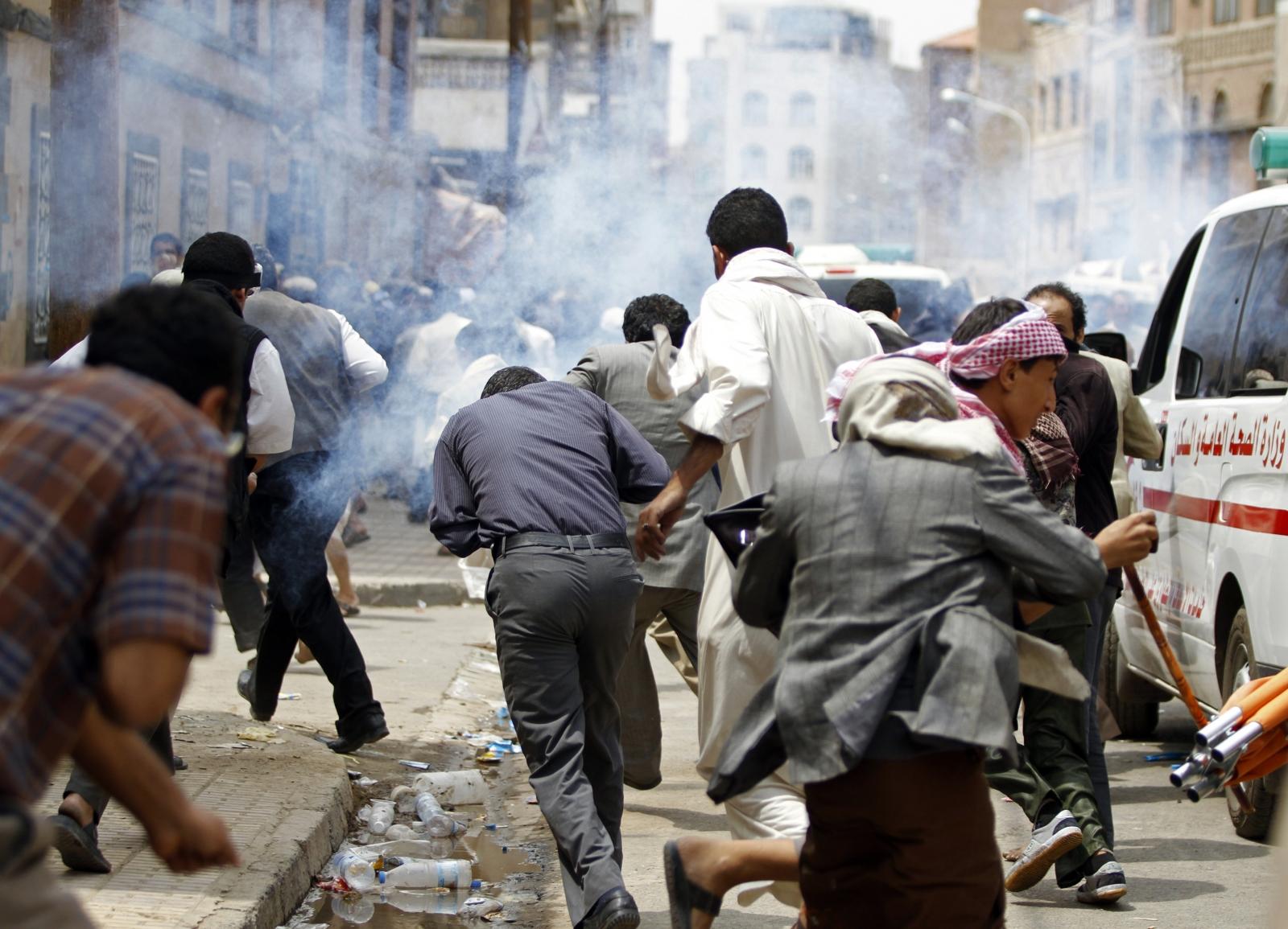 Sanaa Shia Houthi Yemen
