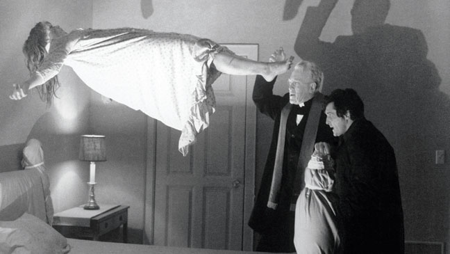Watching The Exorcist caused Post Traumatic Stress Disorder in a woman 40 years after viewing the film.
