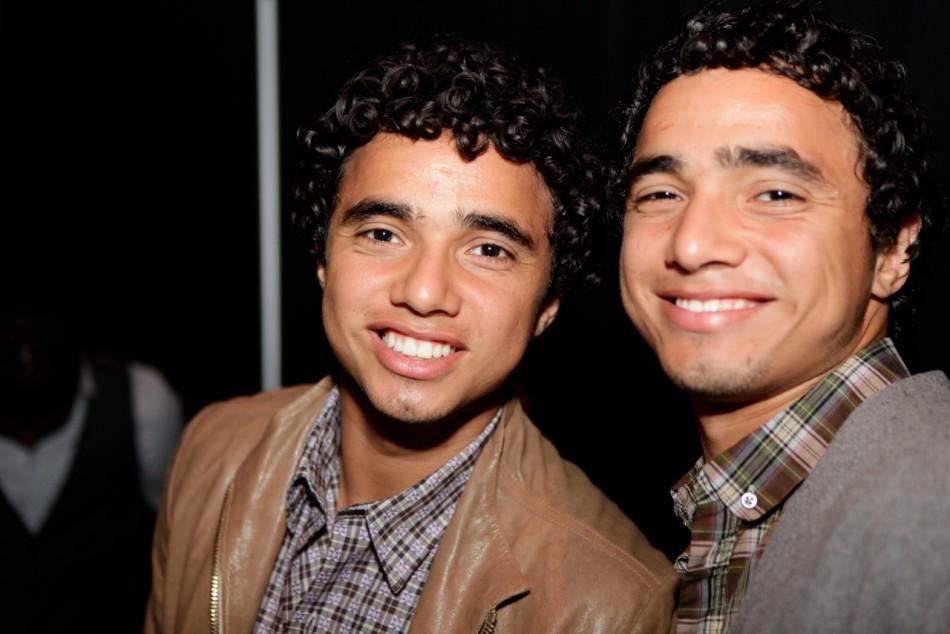 Fabio and Rafael da Silva