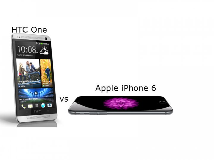 Apple iPhone 6 vs HTC One: Battle of the Premium High-Enders