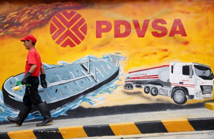Petroleos de Venezuela SA Logo