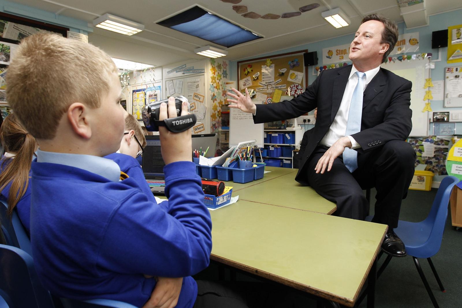 UK classroom