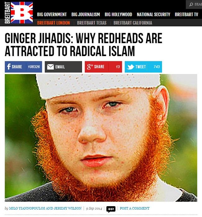 ginger jihadis