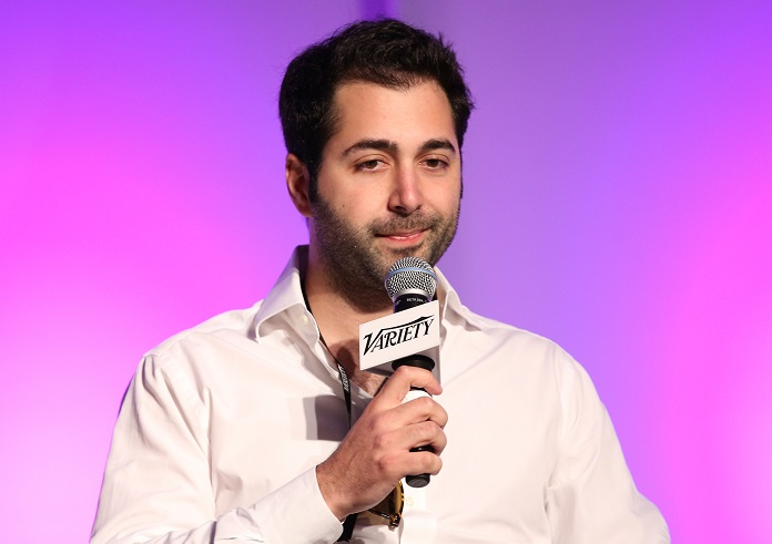 Tinder has announced the settlement of sex case stemming from offensive messages sent by Justin Mateen (above)