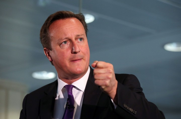 David Cameron: I Would Be Heartbroken if Scotland Leaves UK