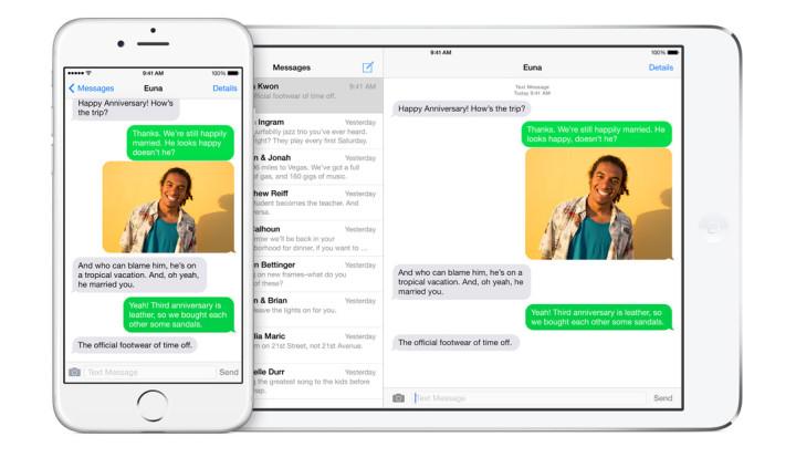 iOS 8 - Handoff