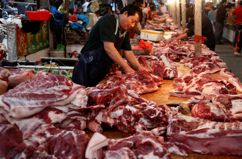 China: August Inflation Unexpectedly Drops to Four-Month Low