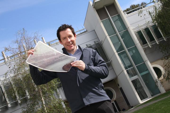 printable solar cell CSIRO