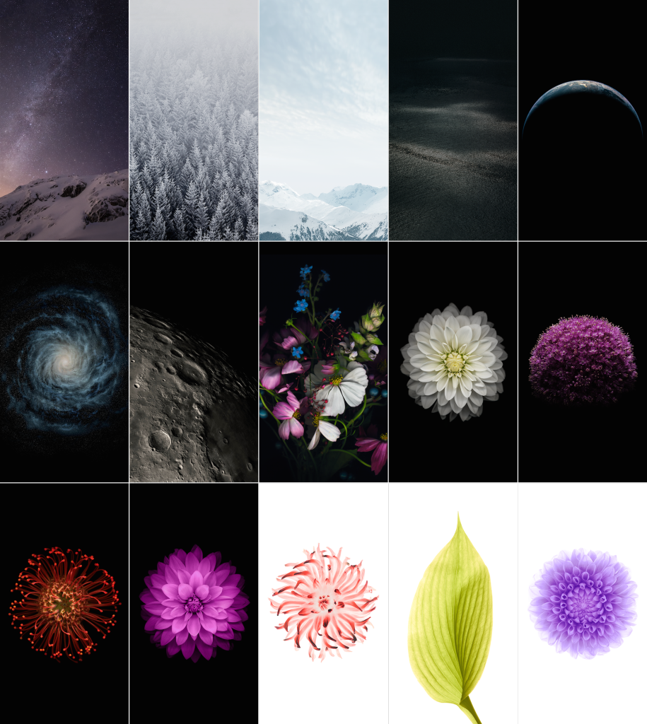 Iphone 6 All New Ios 8 Wallpapers Available For Download