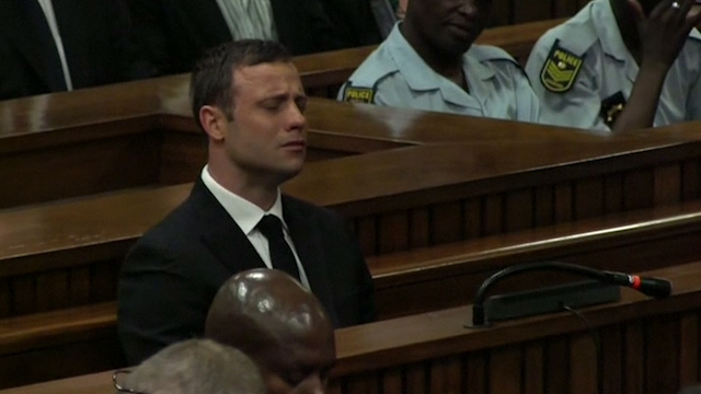 Oscar Pistorius Cleared of Murder Charges