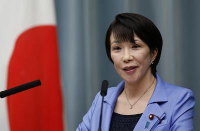 Sanae Takaichi Japan