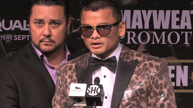 Marcos Maidana: I'm Ready to Make History Against Mayweather