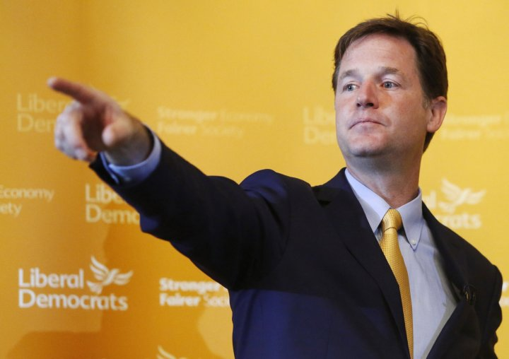 Scottish Independence Bid Pushes Clegg to Back North England Devolution