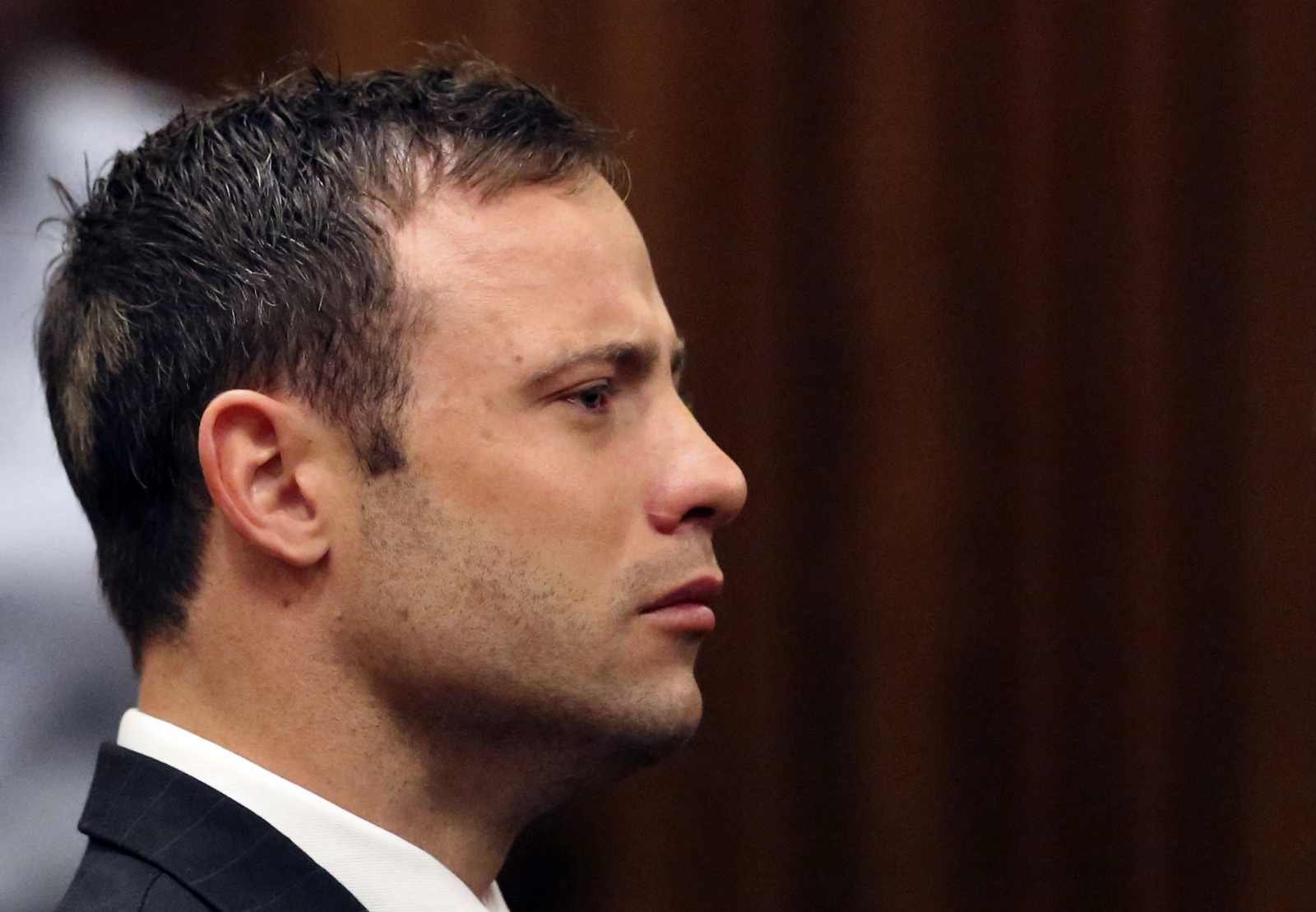 """Oscar Pistorius is a """"flight risk"""" and should not get bail, claimed trial prosecutor Gerrie Nel"""