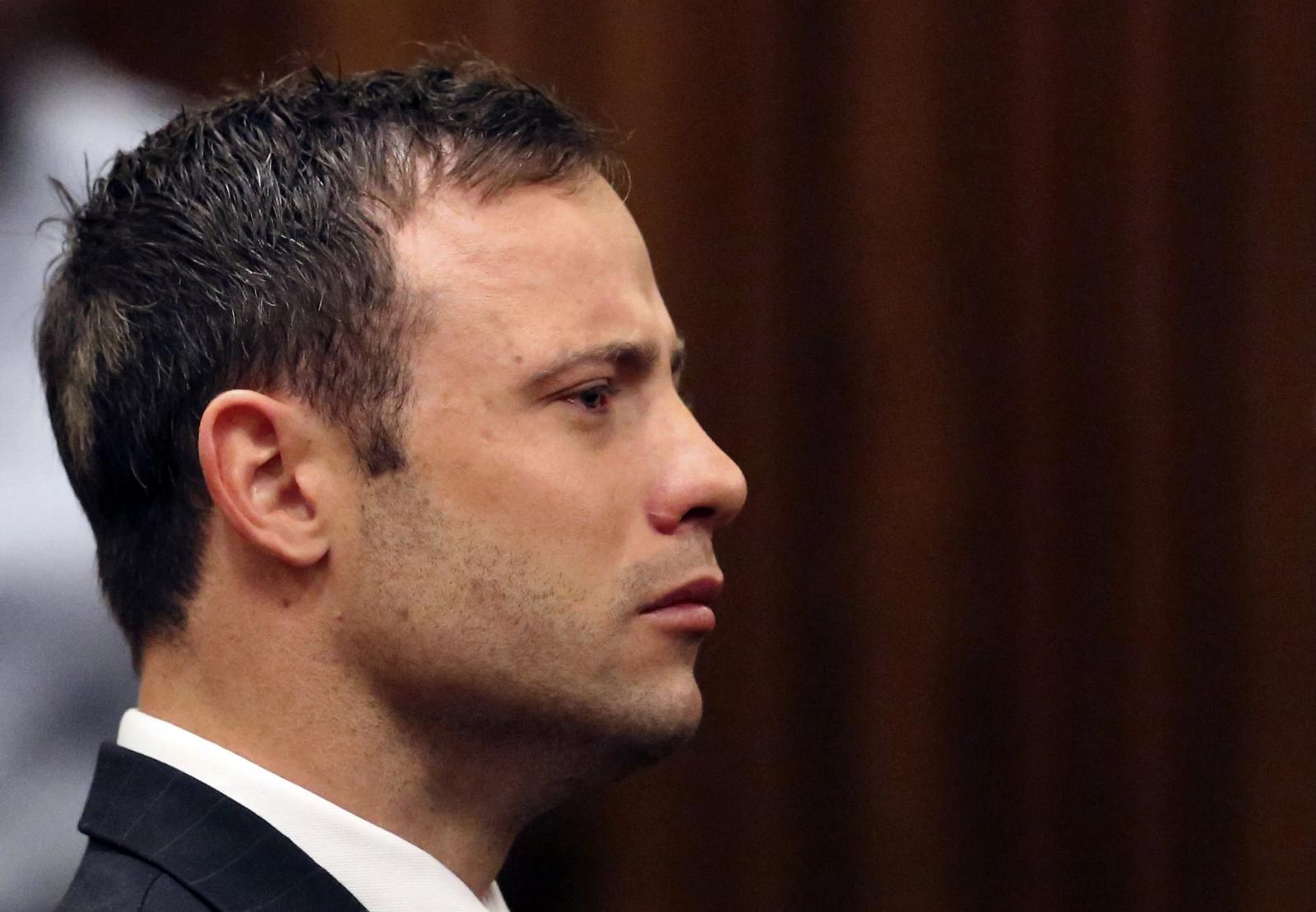 Oscar Pistorius is a
