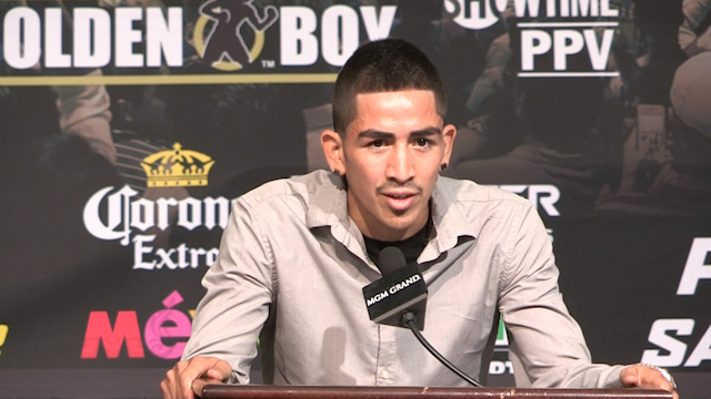 Leo Santa Cruz: Manuel Roman Will Not Be an Easy Fight