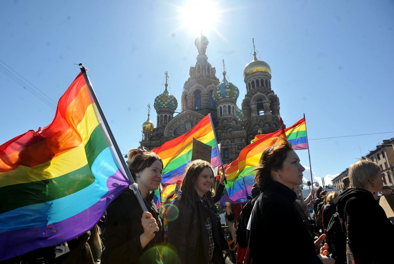 HIV in Russia LGBT