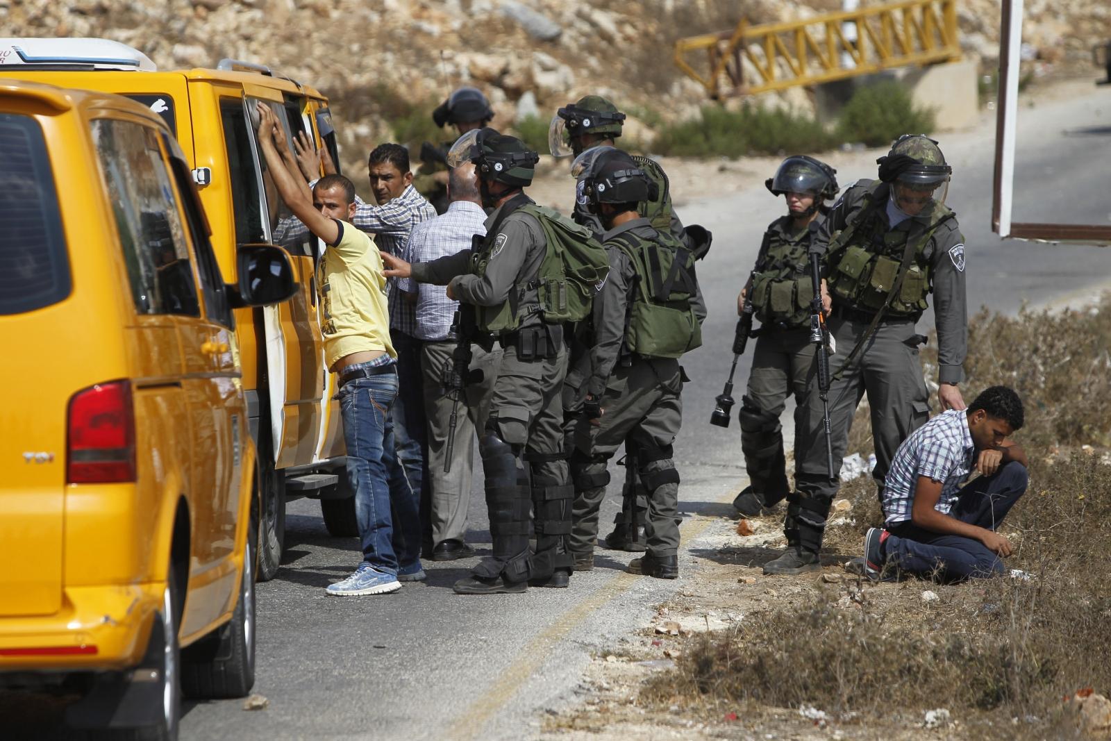 West Bank Israel Unit 8200 Palestine