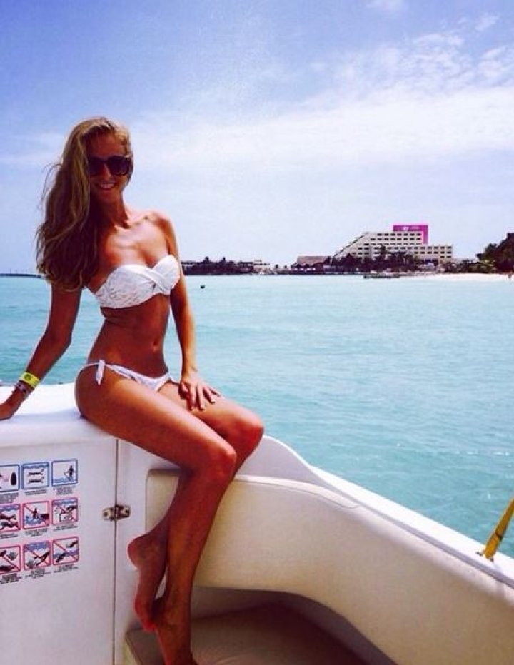Alexis Sanchez's girlfriend Laia Grassi