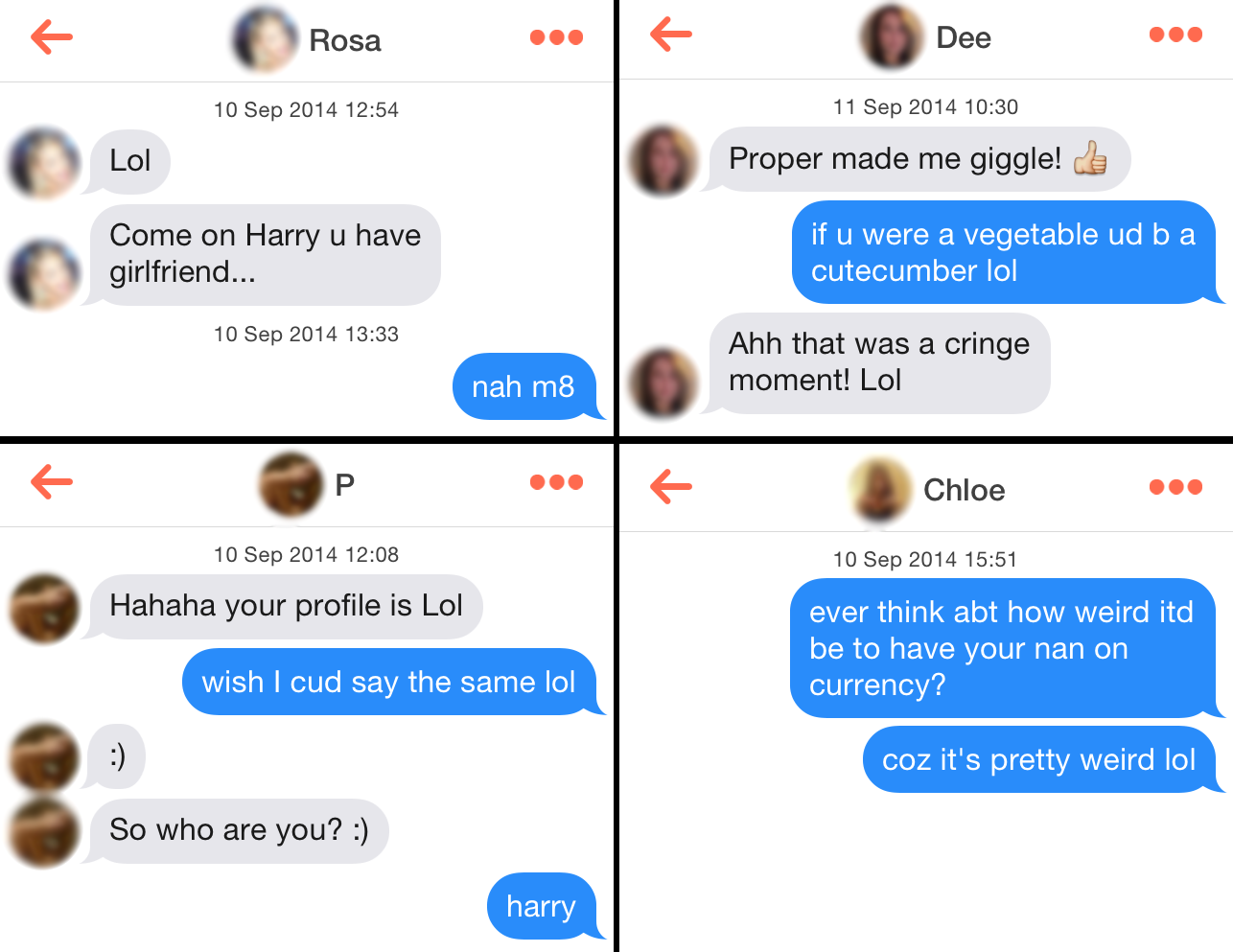 Prince Harry Tinder
