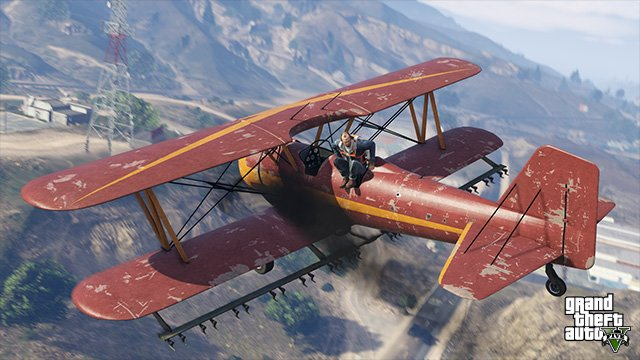GTA 5 Next-Gen: New DLC Vehicles The Dukes and The Dodo Seaplane Coming to PS4, Xbox One and PC