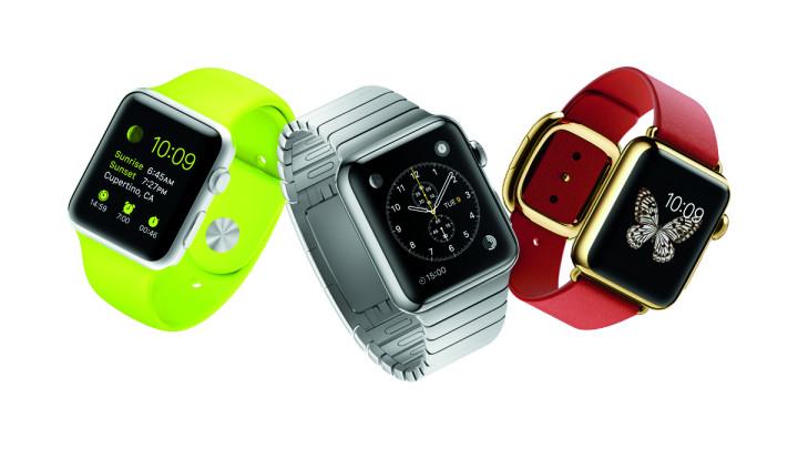 Apple Watch models