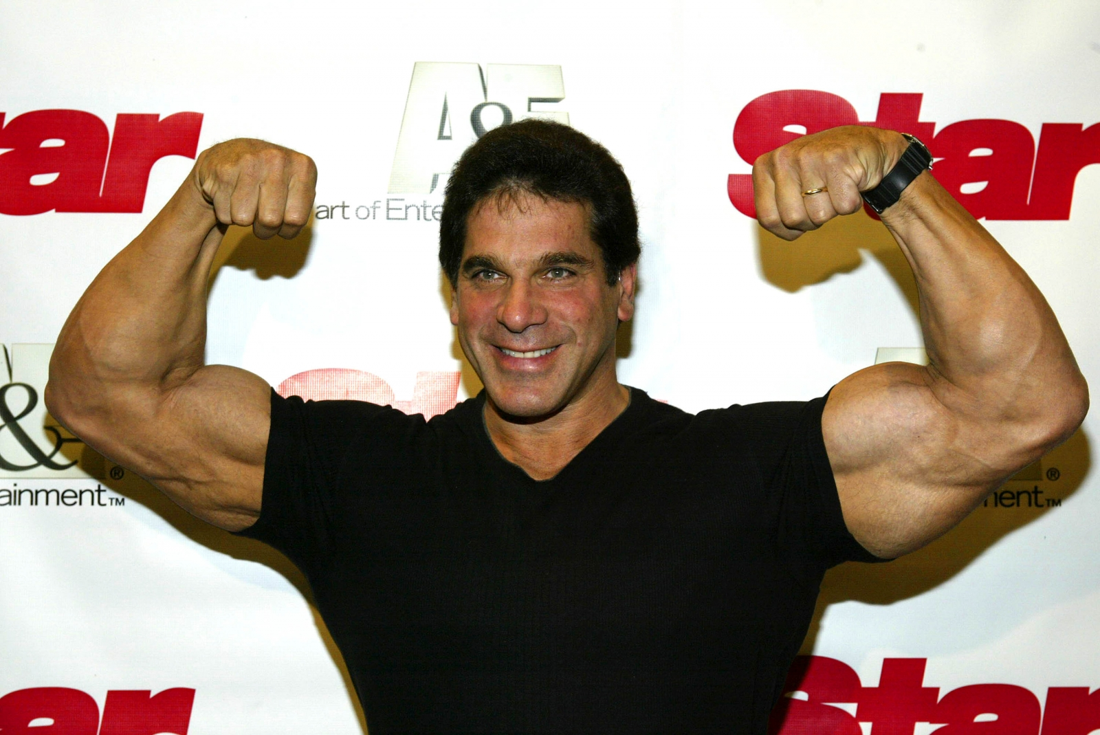 Lou Ferrigno 'Hulk' from The Incredible Hulk