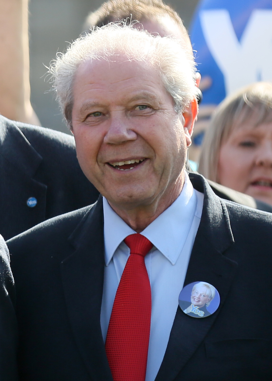 Jim Sillars SNP ex-deputy leader
