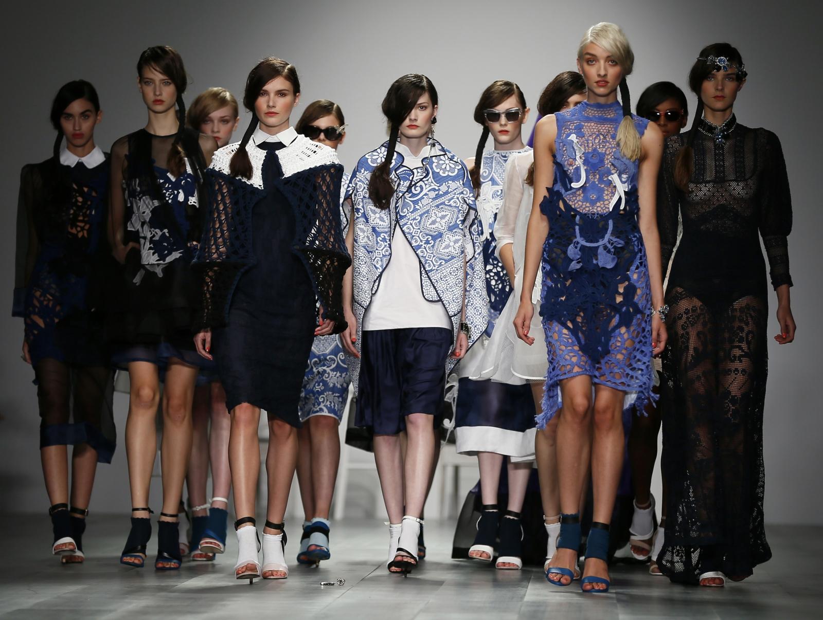 London Fashion Week - Day 1 - 01