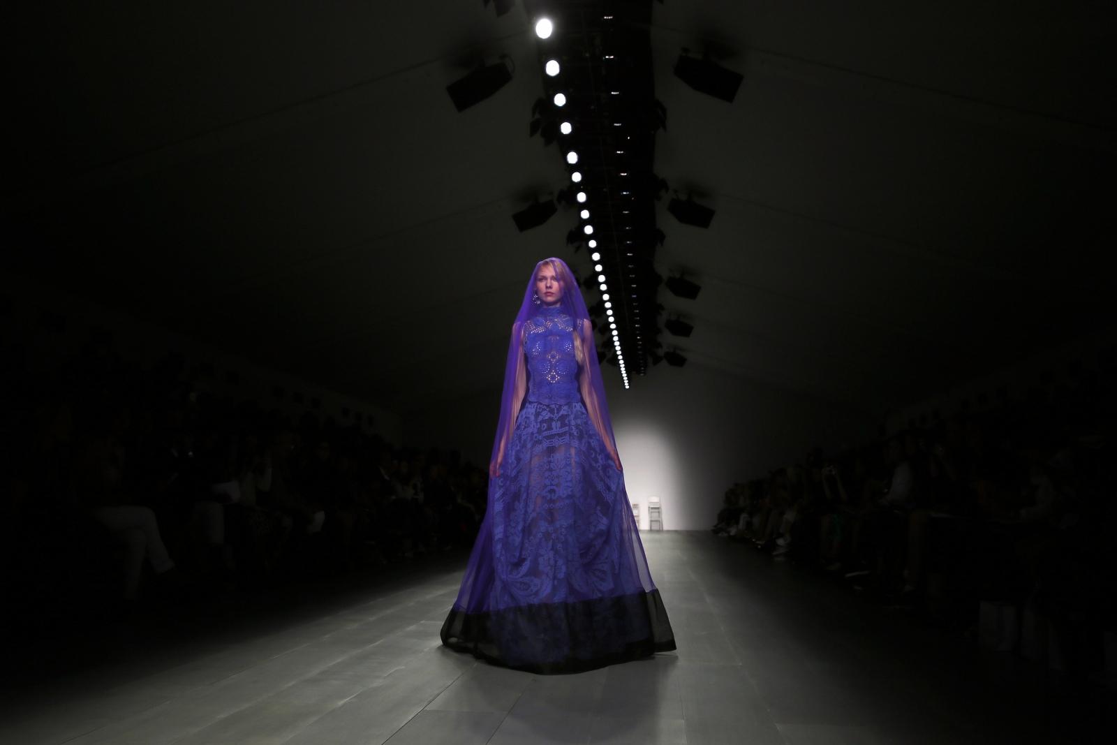 London Fashion Week - Day 1 - 02