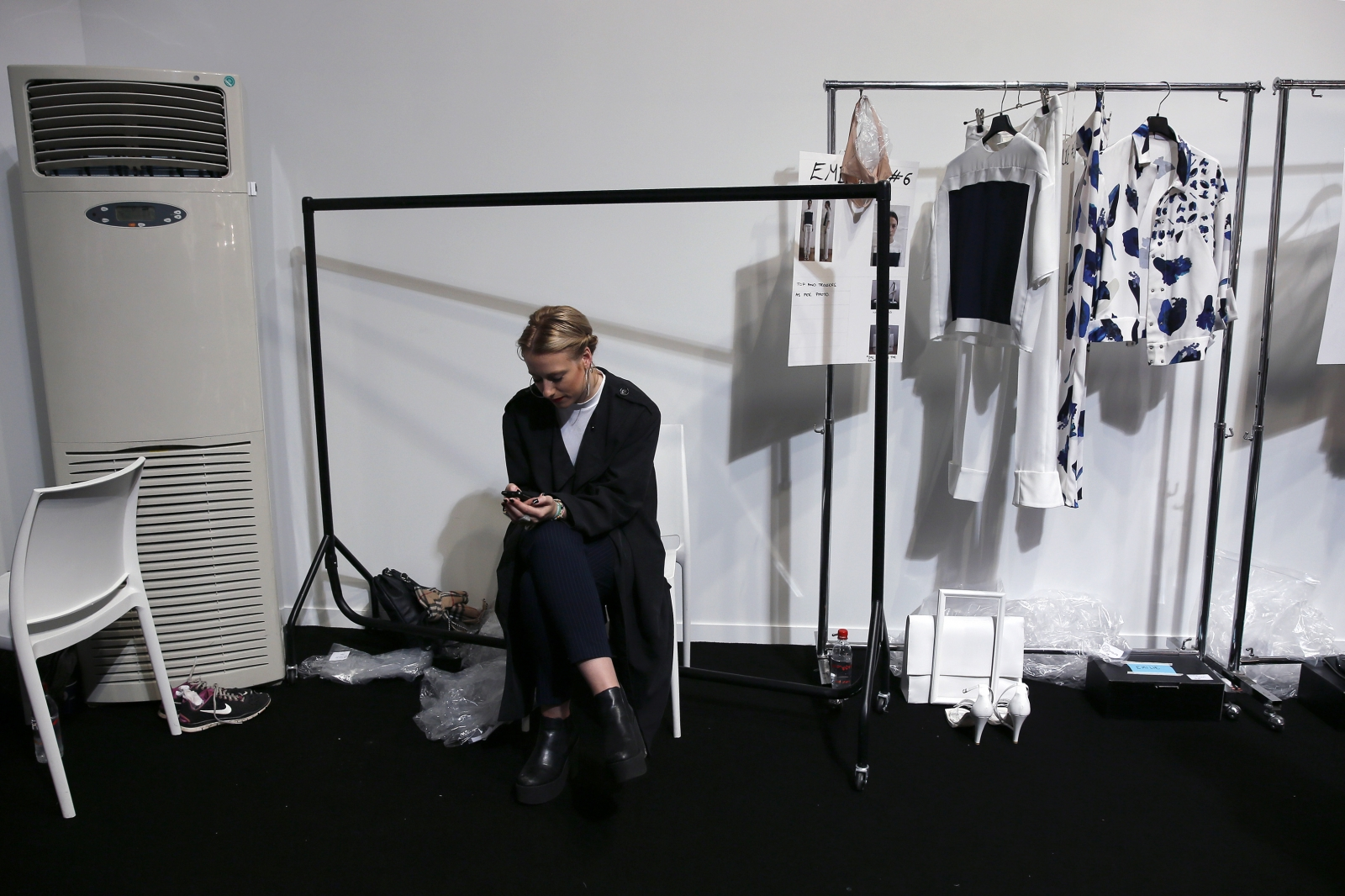 London Fashion Week - Day 1 - 05