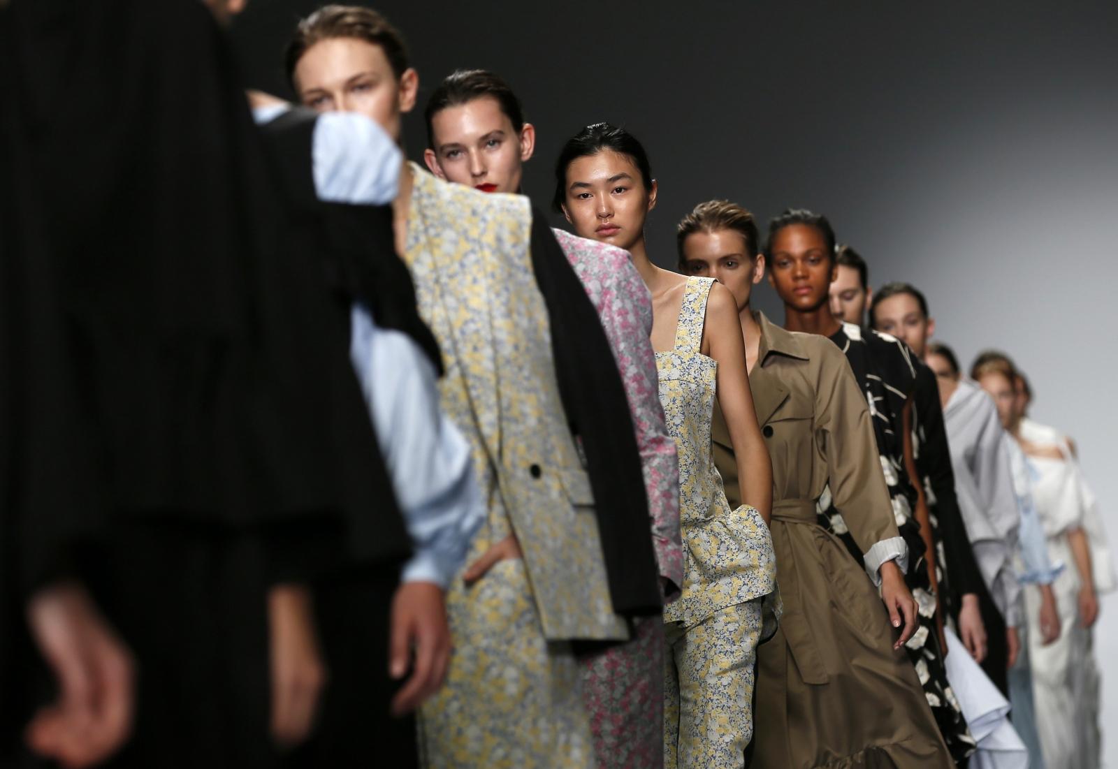 London Fashion Week - Day 1 - 08