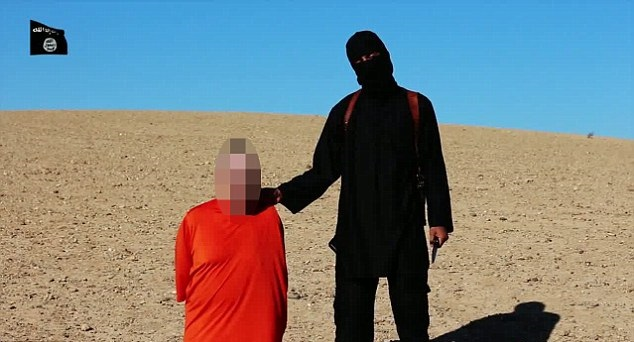 David Haines Beheading Video