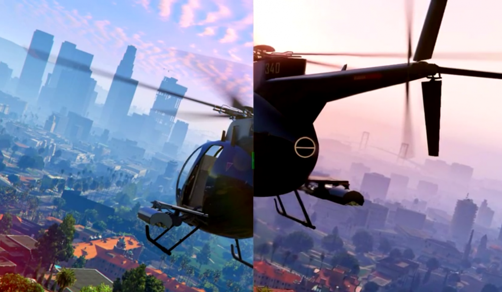 GTA V] GTA 5 PS4 vs PS3: Next-Gen Graphics Gameplay Comparison