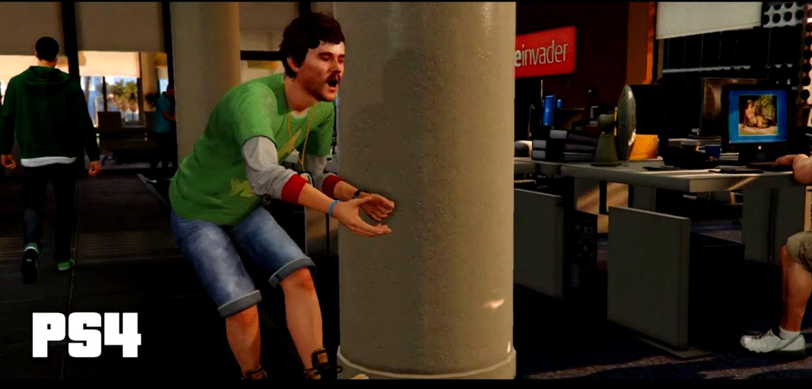 GTA 5 PS4 vs PS3: Next-Gen Graphics Gameplay Comparison